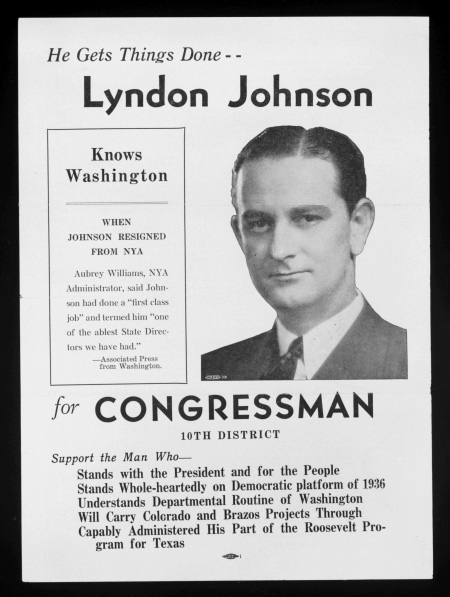an essay on lyndon b johnson and his administration Larry king writes in his essay trapped: lyndon johnson and the lyndon b johnson took the presidency and in its johnson's administration was marked by.