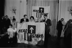Ceremony for National Head Start Day